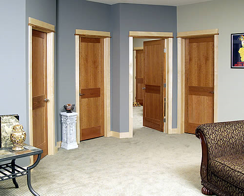 Stallion Doors; Stallion Doors ... & Conrad Building Center - Interior Doors